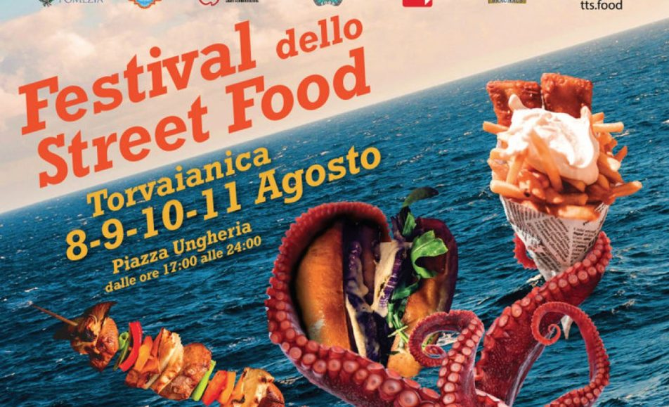 Festival Street Food Torvaianica 2019