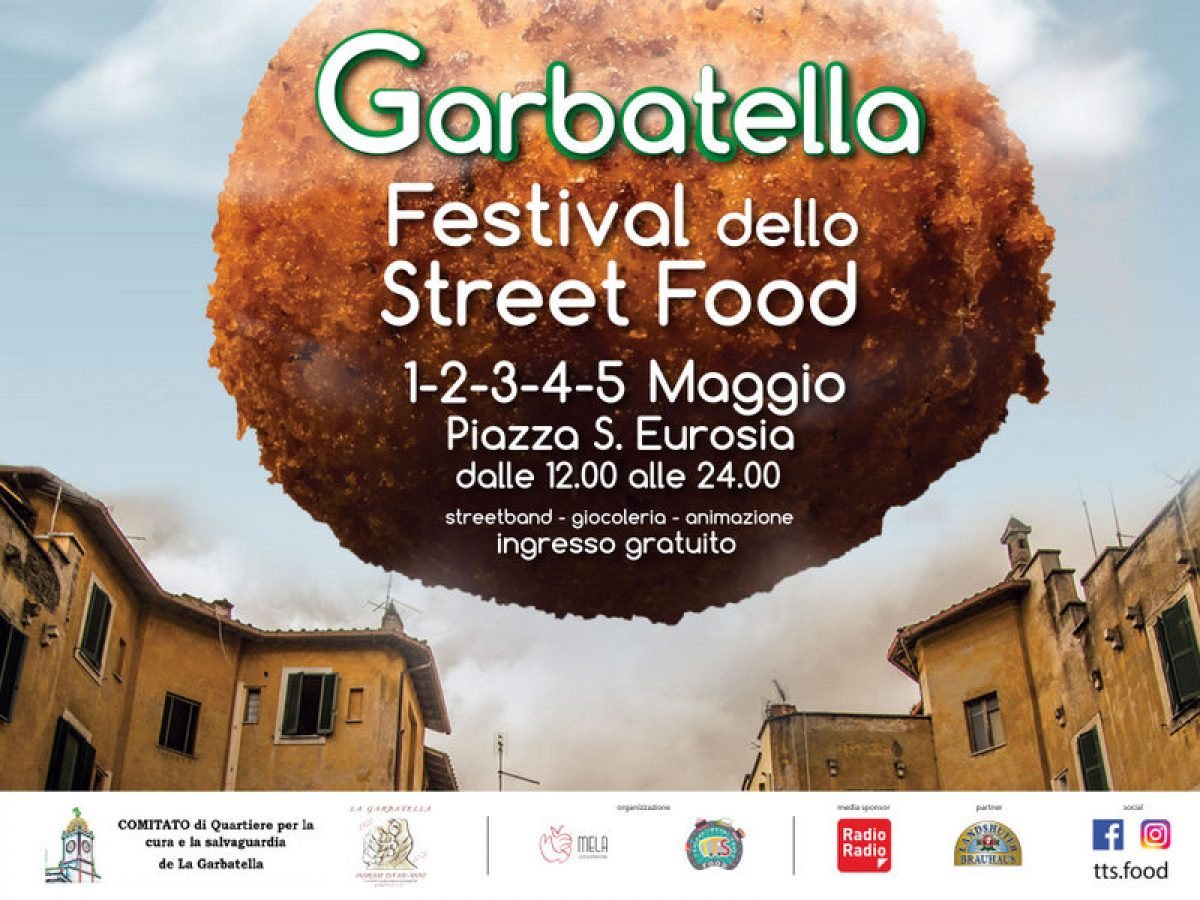 Garbatella Festival Street Food 2019