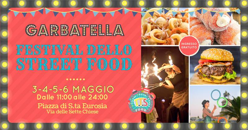 Garbatella Festival dello Street Food